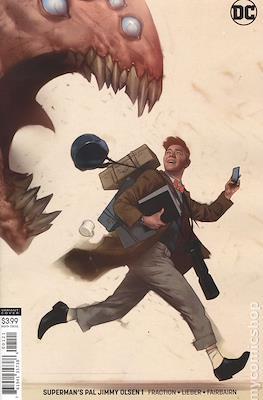 Superman's Pal, Jimmy Olsen (2019- Variant Cover)