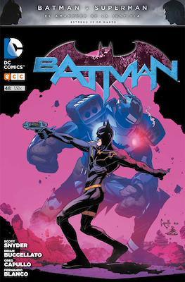Batman: Nuevo Universo DC / Renacimiento (Grapa) #48