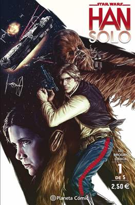 Star Wars: Han Solo (Grapa 32 pp) #1