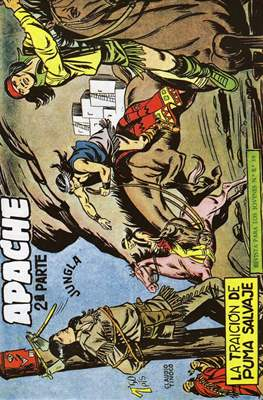 Apache. 2ª parte #11