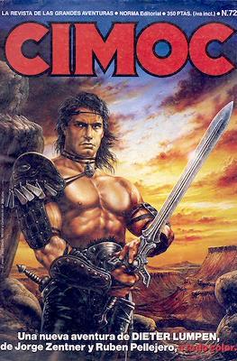 Cimoc (Grapa 60-132 pp) #72