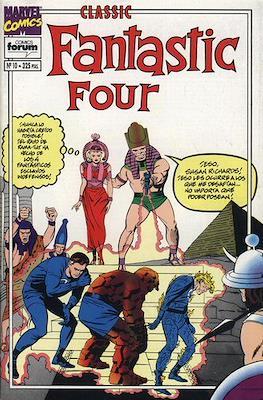 Fantastic Four Classic / Classic Fantastic Four (1993-1994) (Rústica 48 pp) #10