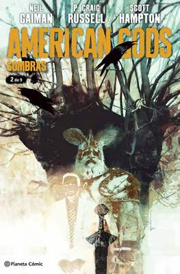 American Gods: Sombras (Grapa 32 pp) #2