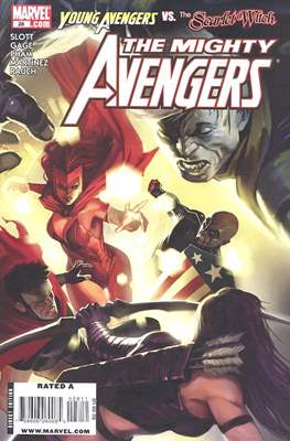 The Mighty Avengers Vol. 1 (2007-2010) (Comic-book) #28