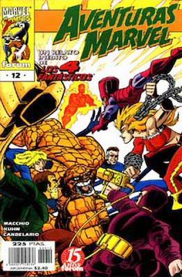 Aventuras Marvel (Grapa. 24 páginas.) #12