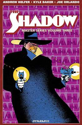 The Shadow Master Series (Softcover) #3