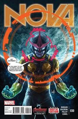 Nova Vol. 5 (Comic-Book) #30