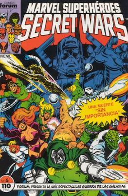Secret Wars (1985-1987) (Grapa 32 pp) #6