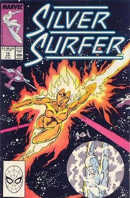 Silver Surfer Vol. 3 (1987-1998) #12