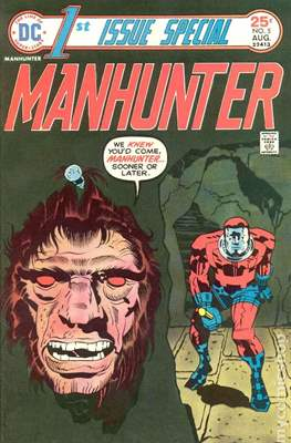 First Issue Special (1975-1976) (Grapa) #5