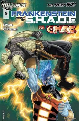 Frankenstein, Agent of S.H.A.D.E. (2011-2013) #5