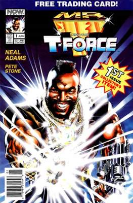 Mr. T and the T-Force (1993-1994)