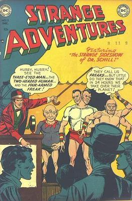 Strange Adventures (Comic Book) #15