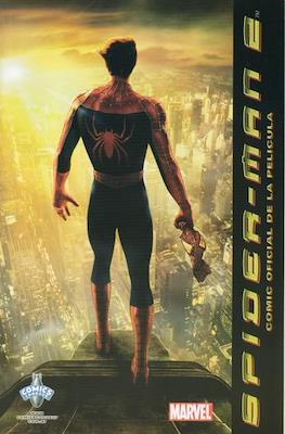 Spiderman 2: Cómic oficial de la película