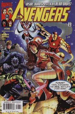 The Avengers Vol. 3 (1998-2004) (Comic-Book) #36