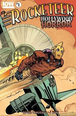 The Rocketeer: Hollywood Horror (Comic-book) #1