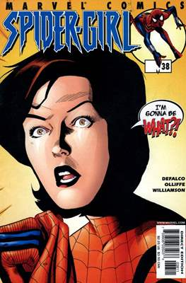 Spider-Girl vol. 1 (1998-2006) (Comic-Book) #38