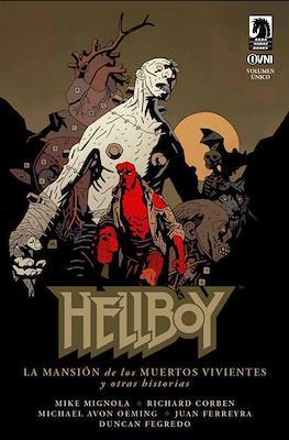 Hellboy: La Mansión de los Muertos Vivientes y otras historias