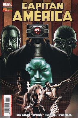 Capitán América Vol. 7 (2005-2011) (Grapa) #27
