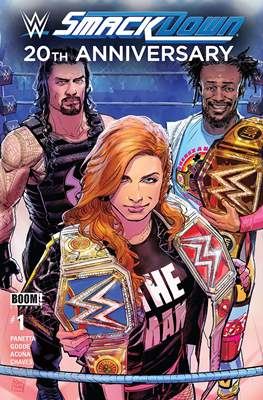 WWE: Smackdown 20th Anniversary