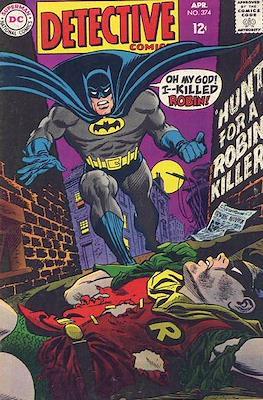 Detective Comics Vol. 1 (1937-2011; 2016-) (Comic Book) #374