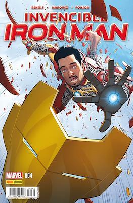 El Invencible Iron Man Vol. 2 (2011-) (Grapa - Rústica) #64
