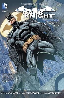 Batman The Dark Knight Vol. 2 (Hardcover 208-176 pp) #3