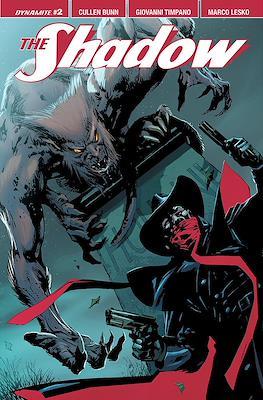 The Shadow Vol. 2 (Comic-book) #4