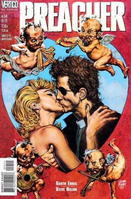Preacher (Comic Book) #54