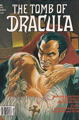The Tomb of Dracula Vol. 2 (1979-1980) (Magazine) #4