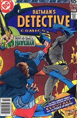 Detective Comics Vol. 1 (1937-2011; 2016-) (Comic Book) #479