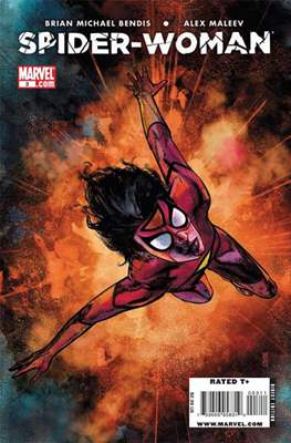 Spider-Woman (Vol. 4 2009-2010) (Comic Book) #3