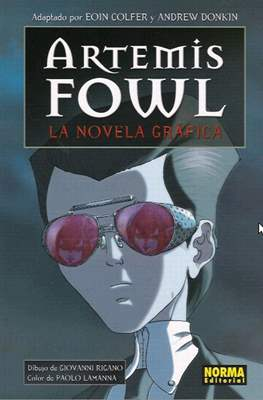 Artemis Fowl (Rústica 112-128 pp) #1