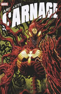 Absolute Carnage (Variant Cover) #4