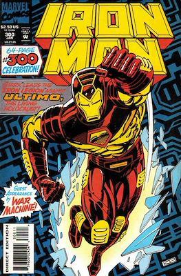 Iron Man Vol. 1 (1968-1996) (Comic book) #300