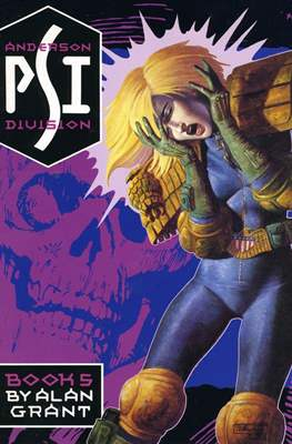 Judge Anderson (Softcover 64 pp) #5