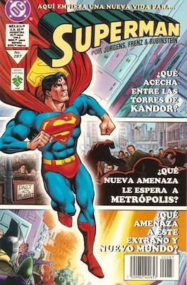 Supermán (1986-2001) (Grapa) #287
