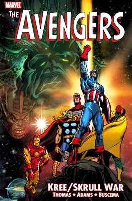 The Avengers: Kree / Skrull War