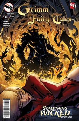 Grimm Fairy Tales (Comic Book) #116