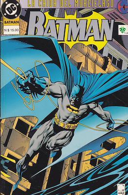 Batman. La caída del murciélago (Rústica) #4