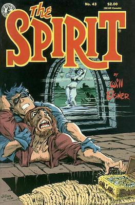 The Spirit (1983-1992) (Comic book. 32 pp) #43
