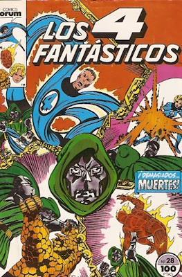 Los 4 Fantásticos Vol. 1 (1983-1994) (Grapa 36-32-24 pp) #28