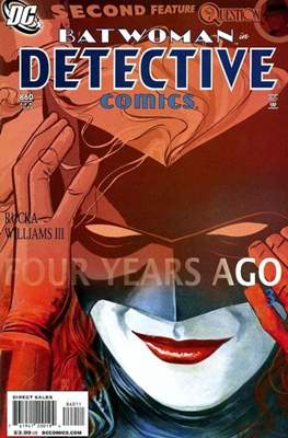 Detective Comics Vol. 1 (1937-2011; 2016-) (Comic Book) #860