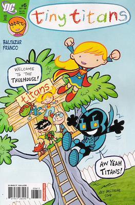 Tiny Titans (Comic-Book) #6