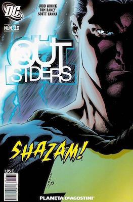 Outsiders (2005-2007) (Grapa. 24 páginas) #10