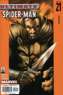 Ultimate Spider-Man (2000-2009; 2011) (Comic-Book) #21