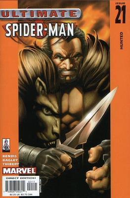 Ultimate Spider-Man (2000-2009; 2011) (Comic Book) #21