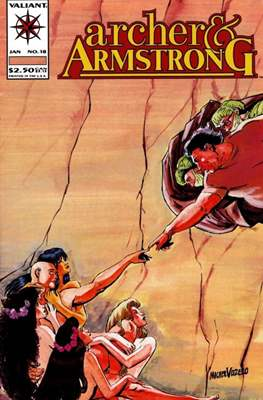 Archer & Armstrong (Comic-book) #18