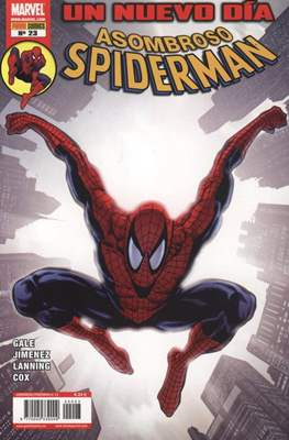 Spiderman Vol. 7 / Spiderman Superior / El Asombroso Spiderman (2006-) #23