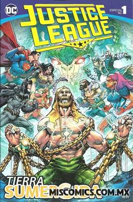 Justice League: New Justice (2019-) (Grapa) #6